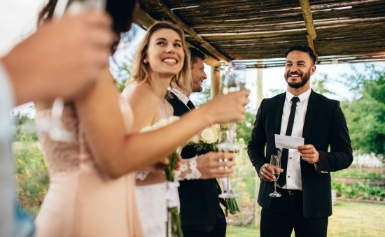5 Rules for Giving the Best Best Man Speech