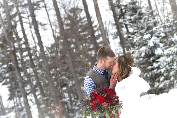Photographing your Winter Wedding